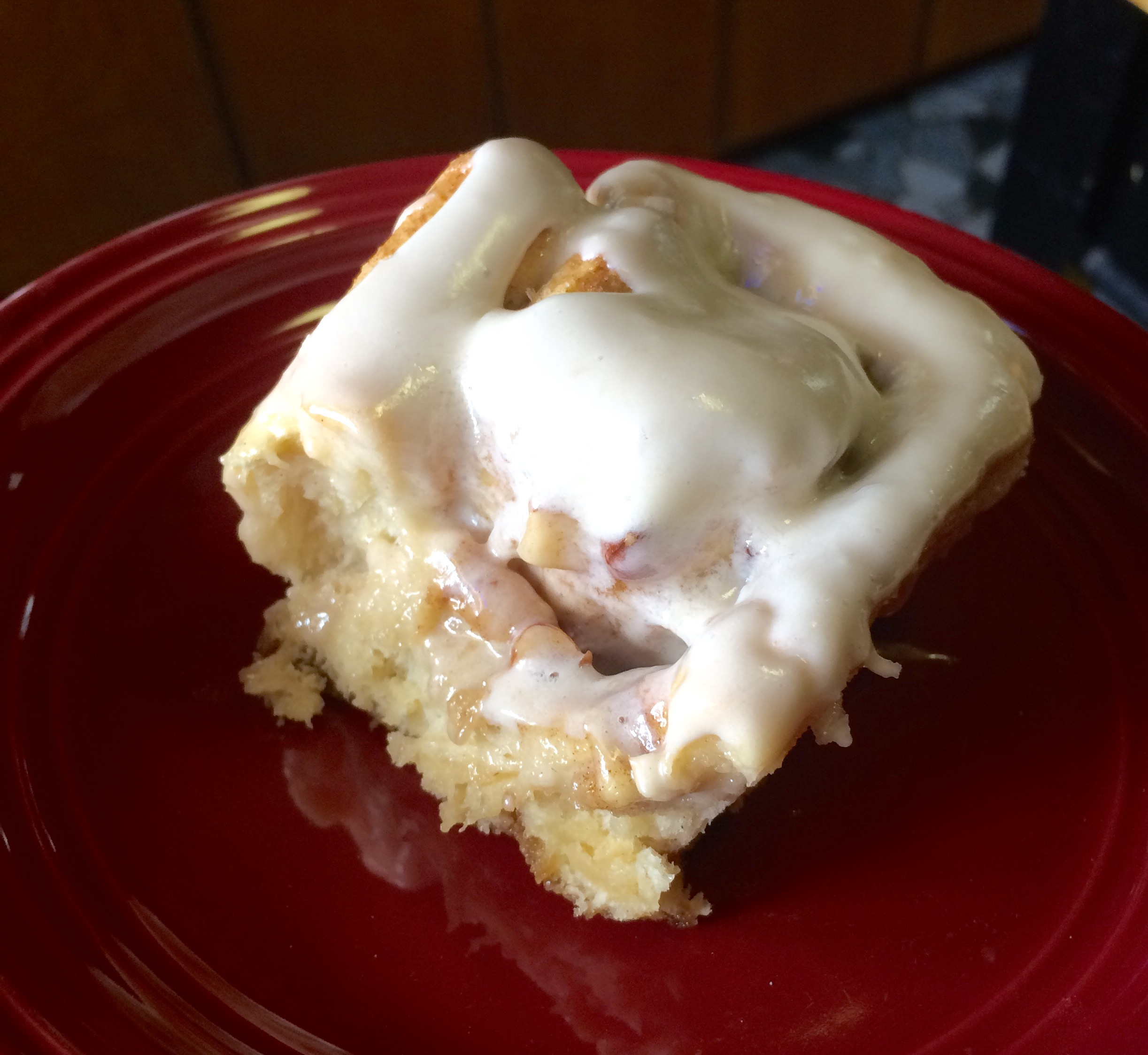 Almond Caramel Cinnamon Roll Recipe